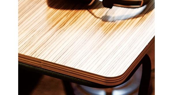 【ブラックフレームEndeシリーズ】コーヒーテーブル/リビングテーブル