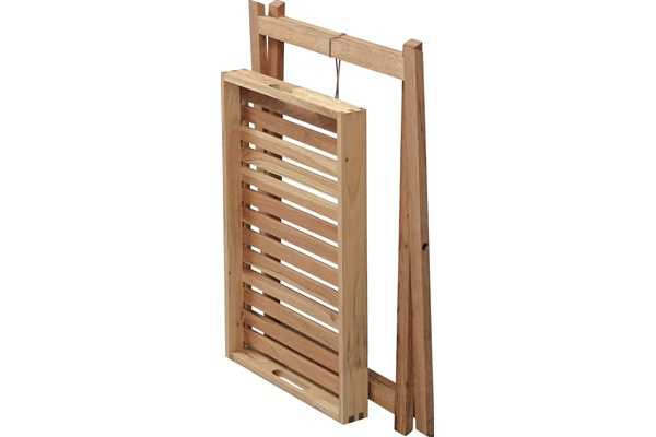 【ライトファニチャー:カムオンシリーズ】折り畳みトレーテーブル