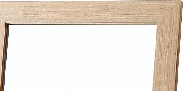 スタンドミラー【トリコ】RAZTSM44/2カラー ブラウン・ナチュラル